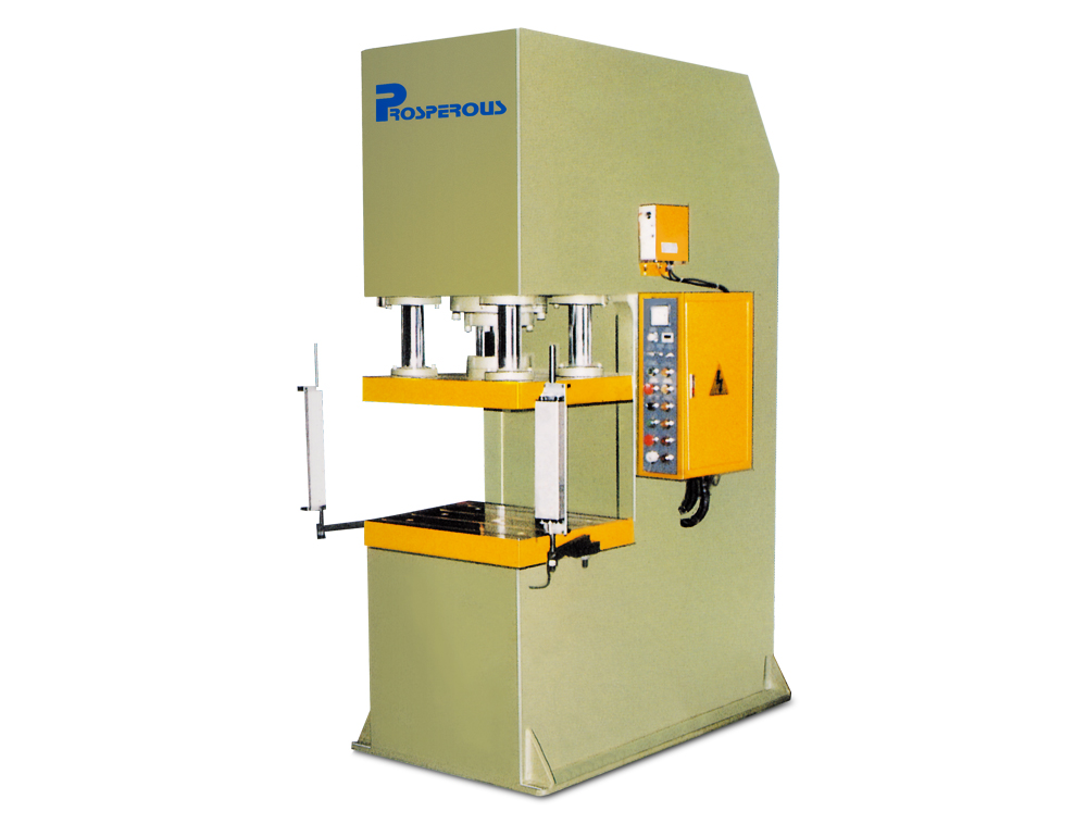 C-Type Hydraulic Press