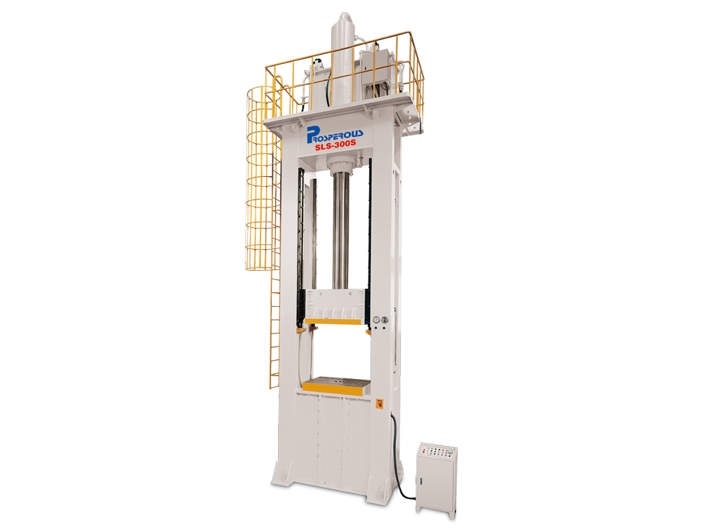 High-Speed Hot/Cold Forging Hydraulic Press